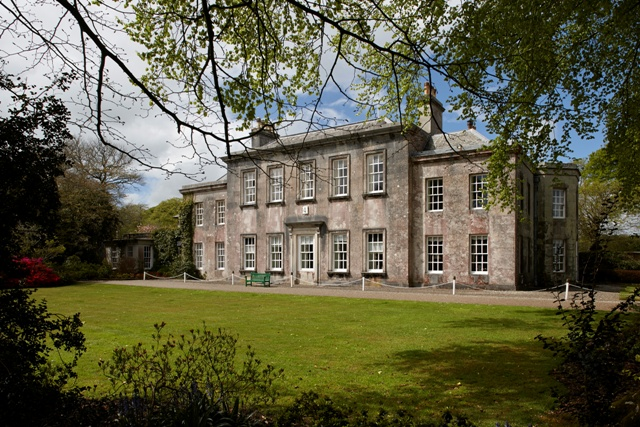 Places to visit in Cornwall - Trewithen House