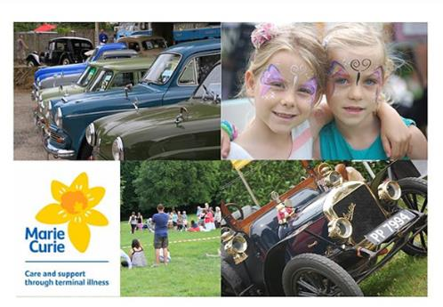 Trewithen hosts the Country and Classics charity open day for Marie Curie Cancer Care