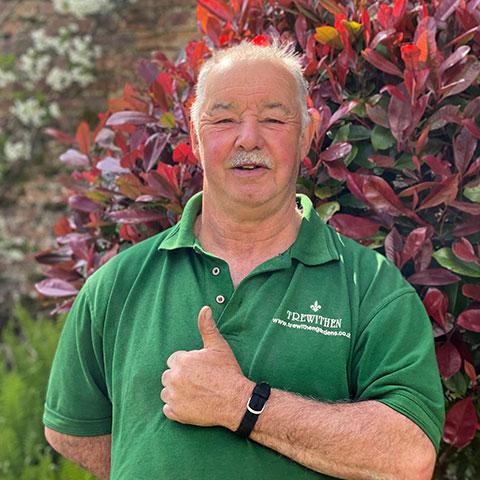 Gary Long Head Gardener